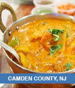 Indian Restaurants In Camden County, NJ