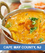 Indian Restaurants In Cape May County, NJ