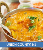 Indian Restaurants In Union County, NJ