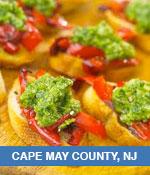 Italian Restaurants In Cape May County, NJ