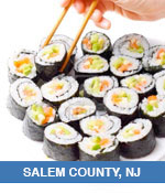 Japanese Restaurants In Salem County, NJ