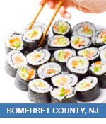 Japanese Restaurants In Somerset County, NJ