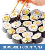 Japanese Restaurants In Somerset County, NJ