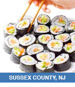 Japanese Restaurants In Sussex County, NJ