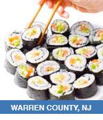 Japanese Restaurants In Warren County, NJ