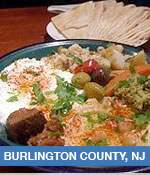 Middle Eastern Restaurants In Burlington County, NJ