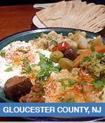 Middle Eastern Restaurants In Gloucester County, NJ