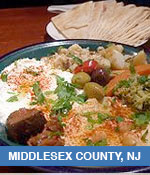 Middle Eastern Restaurants In Middlesex County, NJ