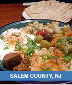 Middle Eastern Restaurants In Salem County, NJ