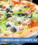 Pizzerias In Cumberland County, NJ
