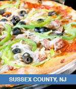 Pizzerias In Sussex County, NJ