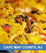 Spanish Restaurants In Cape May County, NJ