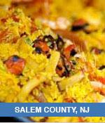 Spanish Restaurants In Salem County, NJ