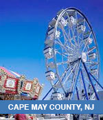 Amusement Parks In Cape May County, NJ