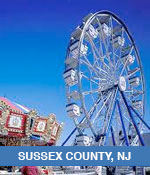 Amusement Parks In Sussex County, NJ