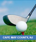 Golf Courses In Cape May County, NJ
