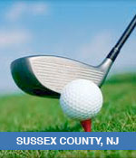 Golf Courses In Sussex County, NJ