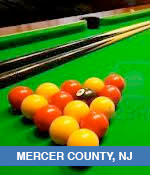 Pool and Billiards Halls In Mercer County, NJ
