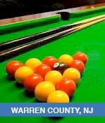 Pool and Billiards Halls In Warren County, NJ